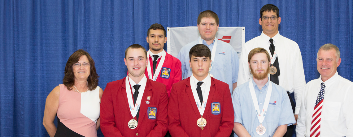 SCHOOLS WITH STUDENT MEDALISTS AT SKILLSUSA NATIONAL COMPETITION RECEIVED OVER $900,000 IN SUPPORT FROM INDUSTRY THROUGH THE COLLISION REPAIR EDUCATION FOUNDATION