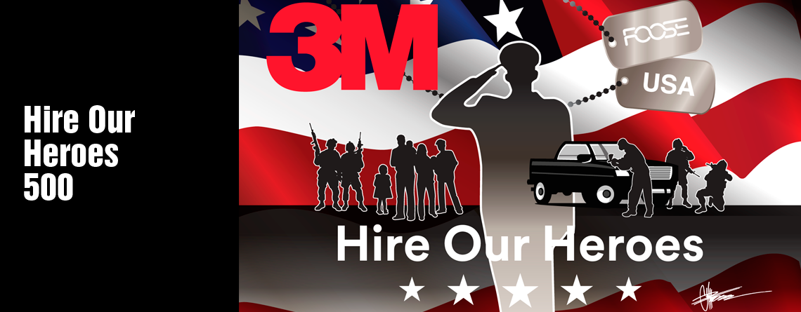 3M Hire Our Heroes