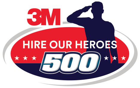Hire Out Heroes 500 logo