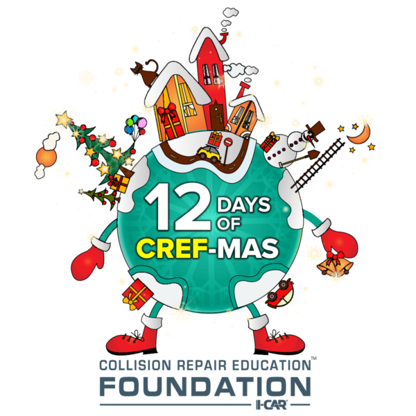 12 Days of CREF-mas
